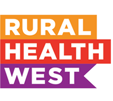 Rural Health West Logo
