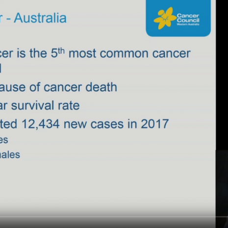 Lung Cancer GP Education Video Cancer Council WA